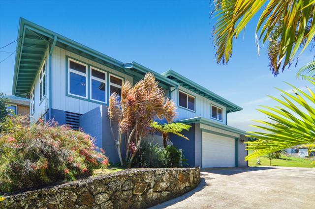 4355 Puu Kulana Place, Kalaheo, HI 96741 (MLS #628781) :: Kauai Exclusive Realty