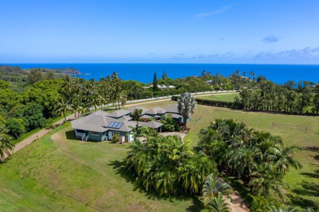 4146 N Waiakalua, Kilauea, HI 96754 (MLS #628878) :: Elite Pacific Properties