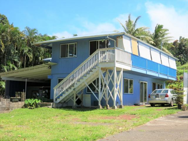 36-105 Manowaiopae Homestead Rd, Laupahoehoe, HI 96764 (MLS #628927) :: Song Real Estate Team/Keller Williams Realty Kauai