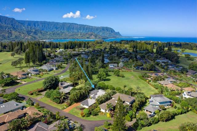 4128 Rooke Pl, Princeville, HI 96722 (MLS #628987) :: Kauai Exclusive Realty
