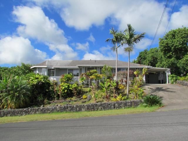 94-1645 Kaulua St, Naalehu, HI 96772 (MLS #629002) :: Song Real Estate Team/Keller Williams Realty Kauai