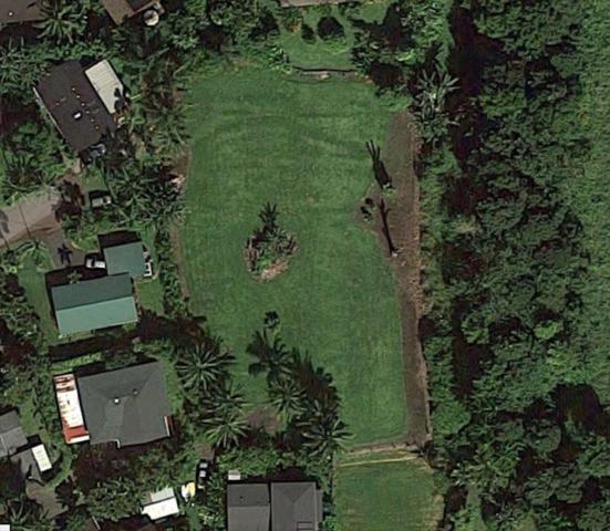 Aku Rd, Hanalei, HI 96714 (MLS #629068) :: Elite Pacific Properties