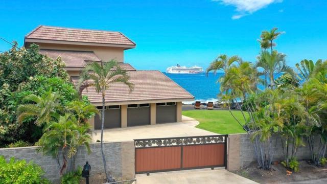 75-5922 Alii Dr, Kailua-Kona, HI 96740 (MLS #629085) :: Elite Pacific Properties