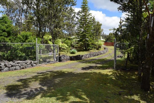 11-3132-A Pa Alii St, Volcano, HI 96785 (MLS #629131) :: Song Real Estate Team/Keller Williams Realty Kauai