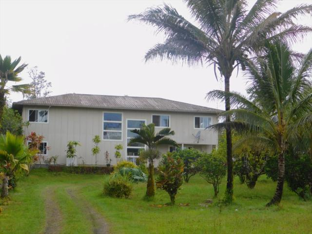 16-1284 Opeapea Rd.  Road 7, Kurtistown, HI 96760 (MLS #629228) :: Elite Pacific Properties