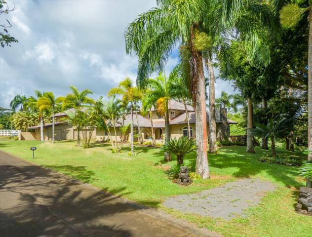 4420 Kahili Makai St, Kilauea, HI 96754 (MLS #629327) :: Elite Pacific Properties