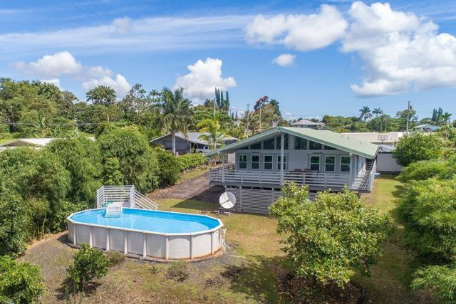 16-781 Kikania St, Keaau, HI 96749 (MLS #629335) :: Song Real Estate Team/Keller Williams Realty Kauai