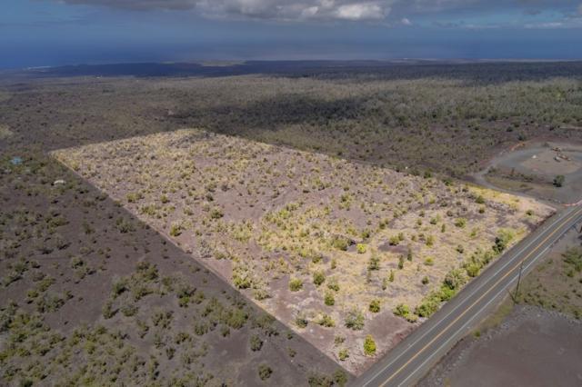 Mamalahoa Hwy, Ocean View, HI 96704 (MLS #629336) :: Elite Pacific Properties