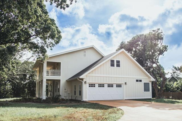4643-D Puuwai Rd, Kalaheo, HI 96741 (MLS #629348) :: Elite Pacific Properties