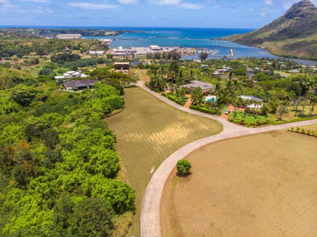 Hulemalu Rd, Lihue, HI 96766 (MLS #629384) :: Elite Pacific Properties