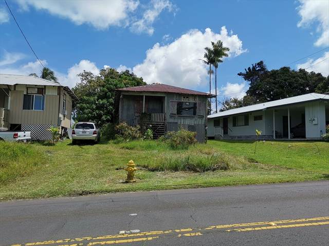 16-623 Old Volcano Rd, Keaau, HI 96749 (MLS #629388) :: Aloha Kona Realty, Inc.