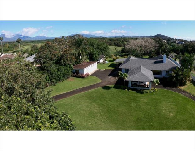4568 Hoomana Rd, Lihue, HI 96766 (MLS #629424) :: Elite Pacific Properties