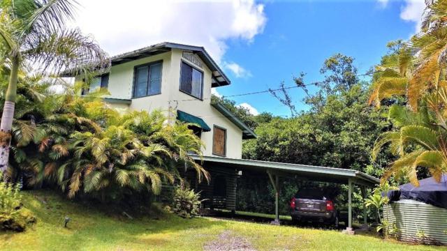 17-3664 Maunalani Tract Rd, Kurtistown, HI 96771 (MLS #629440) :: Song Real Estate Team/Keller Williams Realty Kauai