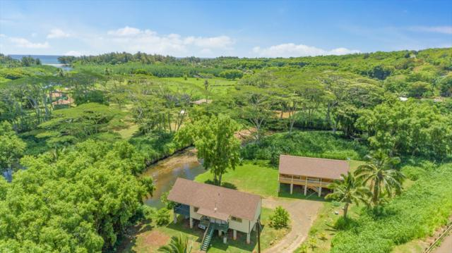 4-4284 Kuhio Hwy, Anahola, HI 96703 (MLS #629473) :: Elite Pacific Properties