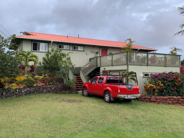 94-1522 Hekau St, Naalehu, HI 96772 (MLS #629485) :: Song Real Estate Team/Keller Williams Realty Kauai