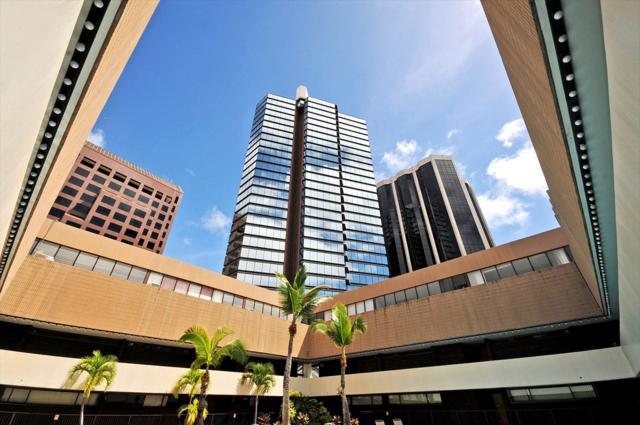 1088 Bishop St, Honolulu, HI 96813 (MLS #629516) :: Aloha Kona Realty, Inc.