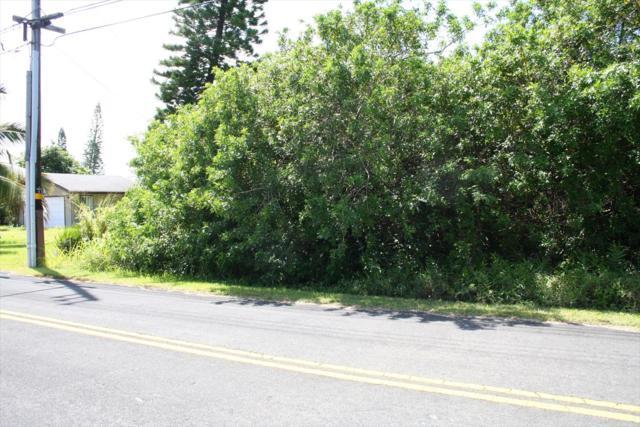 Kalakau St, Naalehu, HI 96772 (MLS #629624) :: Song Real Estate Team/Keller Williams Realty Kauai