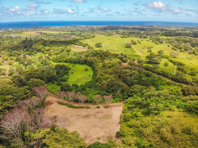 Address Not Published, Kapaa, HI 96746 (MLS #629631) :: Elite Pacific Properties