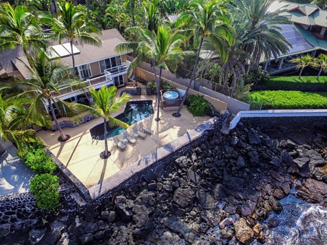 75-5932 Alii Dr, Kailua-Kona, HI 96740 (MLS #629637) :: Elite Pacific Properties