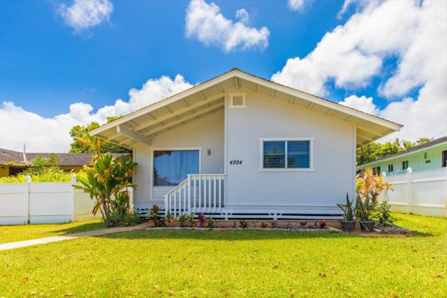 4924 Aliali Rd, Kapaa, HI 96746 (MLS #629671) :: Elite Pacific Properties