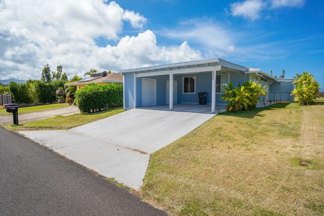 5406 Kuapapa St, Kapaa, HI 96746 (MLS #629677) :: Elite Pacific Properties