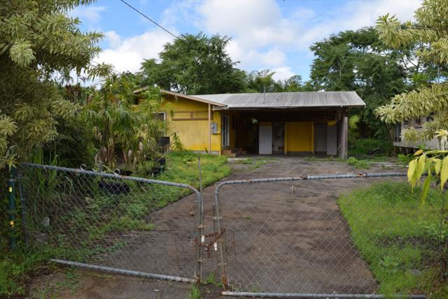 117 Kalo St, Hilo, HI 96720 (MLS #629731) :: Song Real Estate Team/Keller Williams Realty Kauai