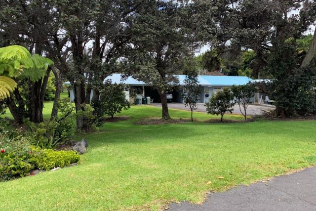 99-1727 Pukeawe Cir, Volcano, HI 96785 (MLS #629840) :: Elite Pacific Properties
