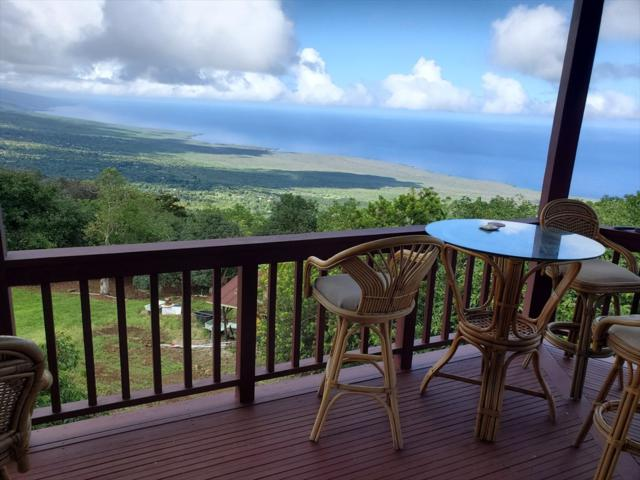 83-5746-F Hawaii Belt Rd, Captain Cook, HI 96704 (MLS #629843) :: Aloha Kona Realty, Inc.