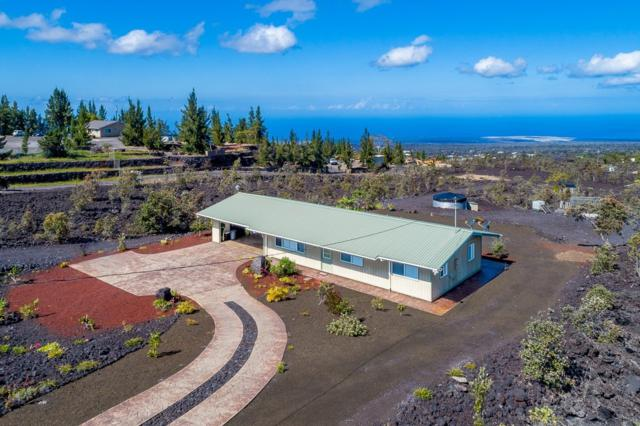 92-8989 Lehua Ln, Ocean View, HI 96737 (MLS #629849) :: Elite Pacific Properties