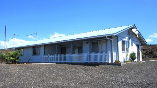 92-8556 Poha Dr, Ocean View, HI 96737 (MLS #629870) :: Song Real Estate Team | LUVA Real Estate