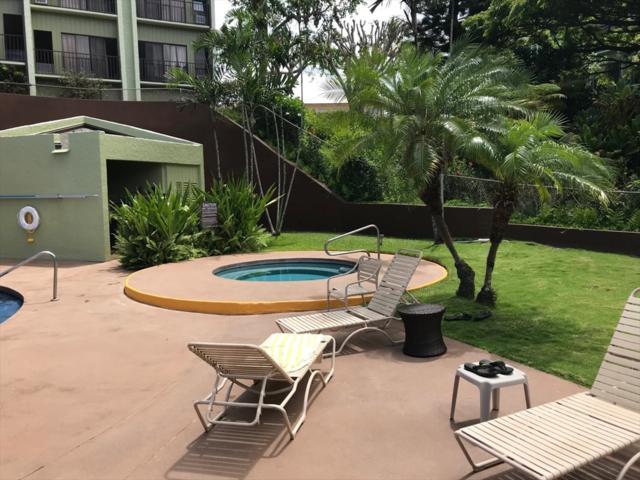 3-3400 Kuhio Hwy. #B-203, Lihue, HI 96766 (MLS #629896) :: Elite Pacific Properties