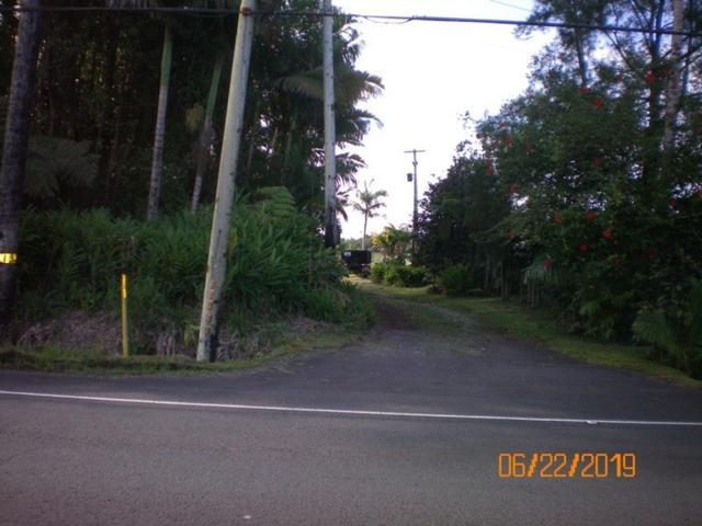 Volcano Rd, Volcano, HI 96785 (MLS #629897) :: Elite Pacific Properties
