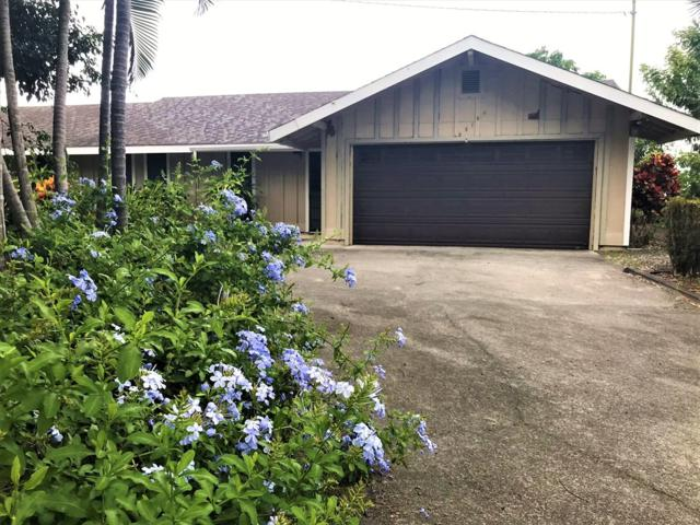 75-5794 Kakalina St, Kailua-Kona, HI 96740 (MLS #629914) :: Song Real Estate Team/Keller Williams Realty Kauai