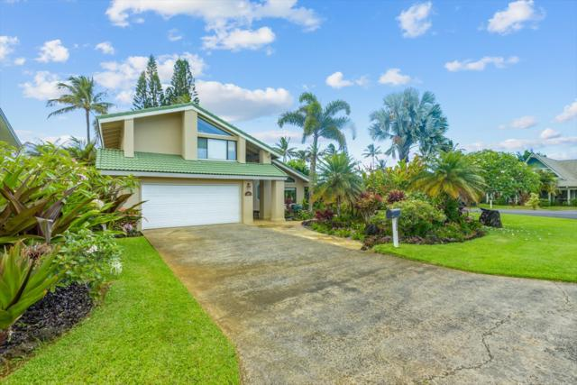 3886 Punahele Rd, Princeville, HI 96722 (MLS #629958) :: Song Real Estate Team/Keller Williams Realty Kauai