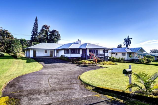 1694 Waianuenue Ave, Hilo, HI 96720 (MLS #629992) :: Steven Moody