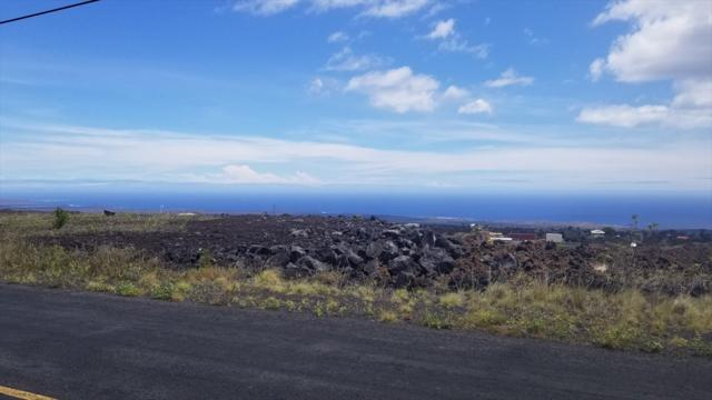 Kohala Blvd, Ocean View, HI 96704 (MLS #630042) :: Aloha Kona Realty, Inc.