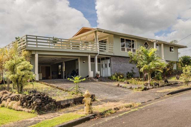 1659 Oneawa Pl, Hilo, HI 96720 (MLS #630123) :: Song Real Estate Team/Keller Williams Realty Kauai