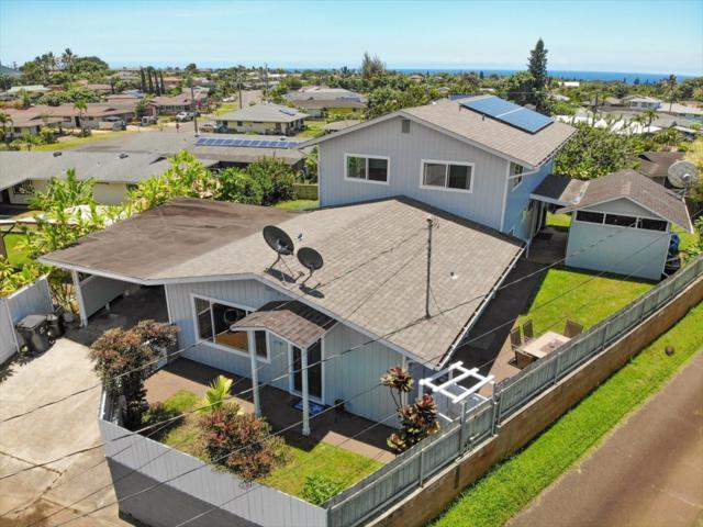 1630 Kula Mauu Pl, Kapaa, HI 96746 (MLS #630274) :: Song Real Estate Team/Keller Williams Realty Kauai