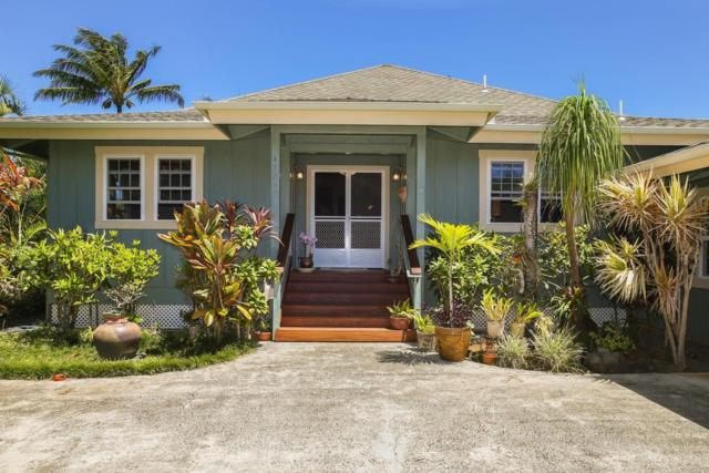 4128 Nalani Ln, Princeville, HI 96722 (MLS #630395) :: Song Real Estate Team/Keller Williams Realty Kauai