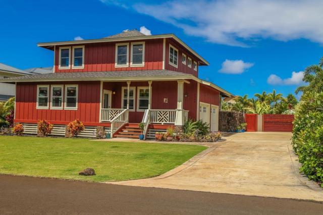 5345 Makale'a St., Koloa, HI 96756 (MLS #630400) :: Elite Pacific Properties