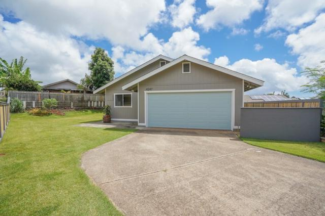4247 Oio St, Lihue, HI 96766 (MLS #630421) :: Elite Pacific Properties