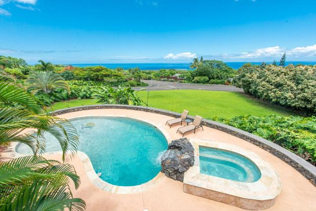83-1011 Kamuku Pl, Captain Cook, HI 96704 (MLS #630425) :: Song Real Estate Team/Keller Williams Realty Kauai