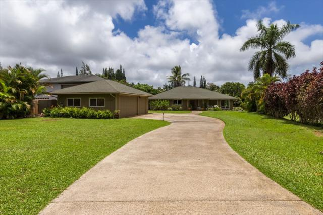 6272 Opaekaa Rd, Kapaa, HI 96746 (MLS #630433) :: Elite Pacific Properties