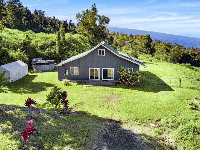 82-1146 Nanaina Lani Pl, Captain Cook, HI 96704 (MLS #630469) :: Song Real Estate Team/Keller Williams Realty Kauai