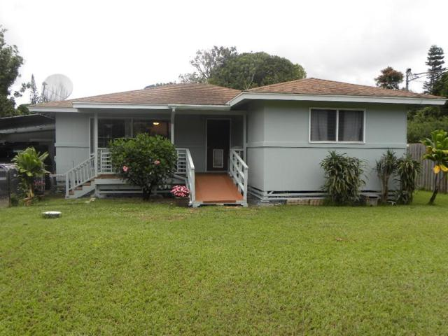 6137 Kolopua St, Kapaa, HI 96746 (MLS #630508) :: Elite Pacific Properties