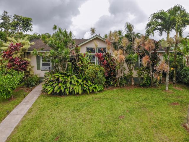 329 Hie St, Kapaa, HI 96746 (MLS #630556) :: Song Real Estate Team/Keller Williams Realty Kauai