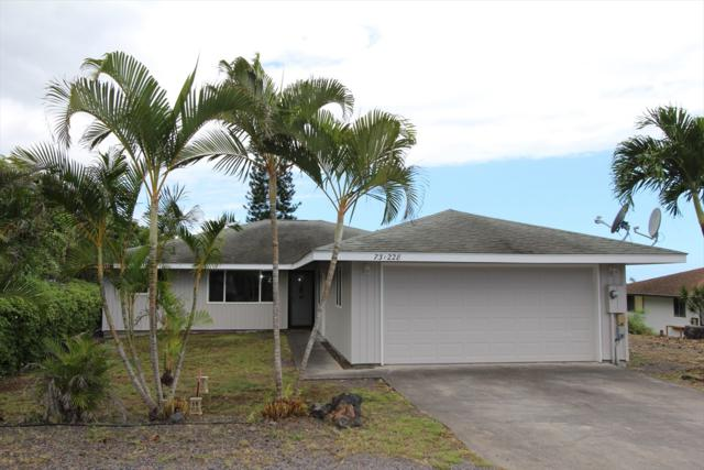 73-1228 Melomelo St, Kailua-Kona, HI 96740 (MLS #630640) :: Song Real Estate Team | LUVA Real Estate
