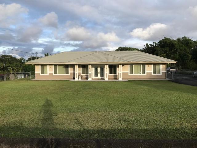 17-275 Ipuaiwaha St, Keaau, HI 96749 (MLS #630658) :: Steven Moody