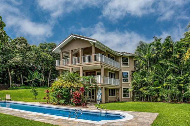 75-5608-B Hienaloli Rd, Kailua-Kona, HI 96740 (MLS #630668) :: Song Real Estate Team/Keller Williams Realty Kauai