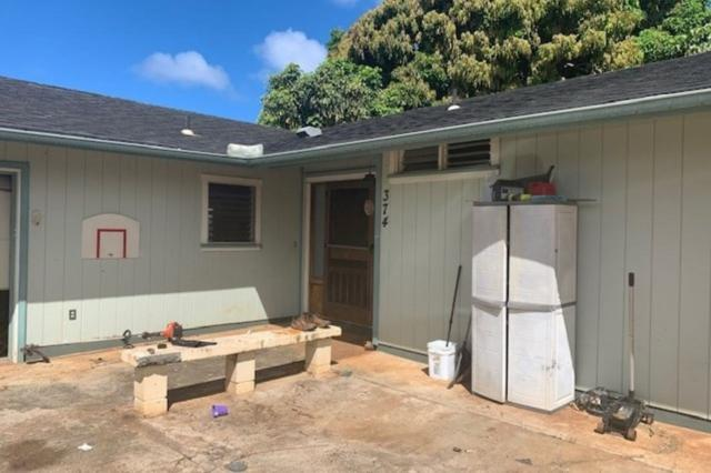 374 Miulana Pl, Kapaa, HI 96746 (MLS #630699) :: Kauai Exclusive Realty